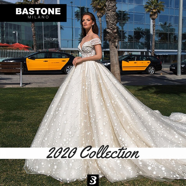 NC203L Wedding Dresses Ball Gown NEW 2021 Collection_4