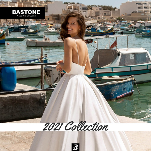CN260L Wedding Dresses Ball Gown NEW 2021 Collection_4