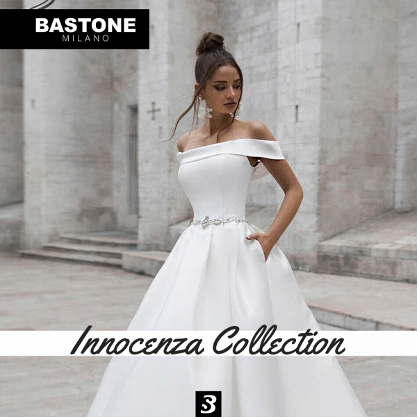 IC121L Wedding Dresses A Line Innocenza Collection_2