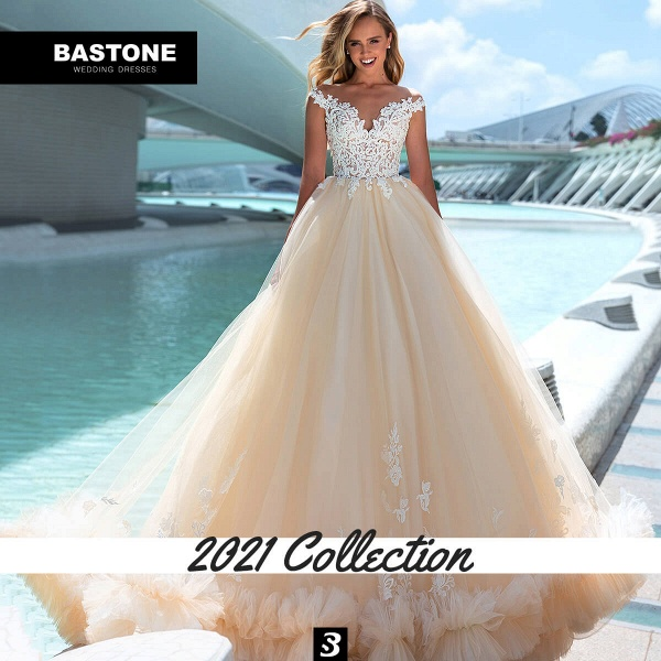 CN291L Wedding Dresses Ball Gown NEW 2021 Collection_2