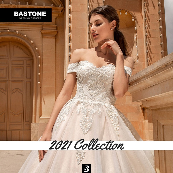 CN287L Wedding Dresses Ball Gown NEW 2021 Collection_2