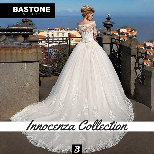 IC162L Wedding Dresses Ball Gown Innocenza Collection_4