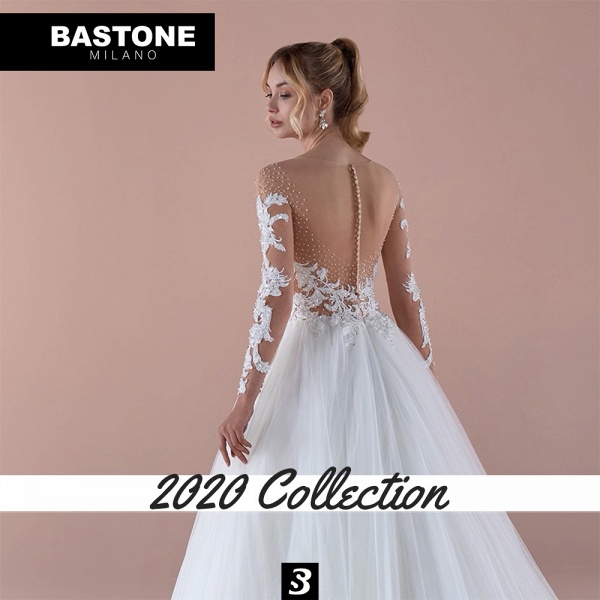 NC064L Wedding Dresses A Line NEW 2021 Collection_3