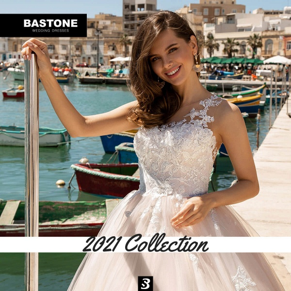 CN259L Wedding Dresses Ball Gown NEW 2021 Collection_3