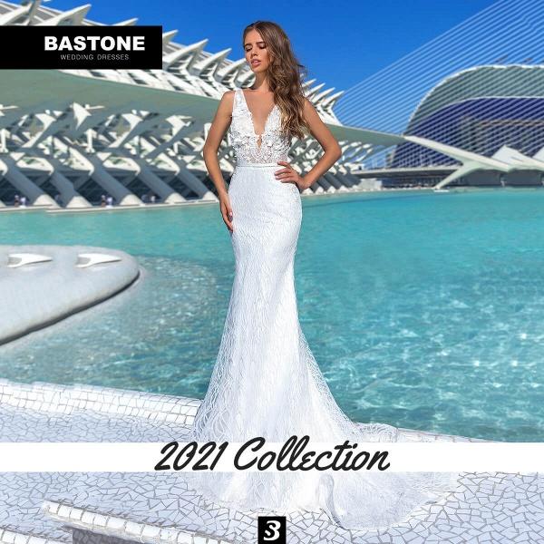 CN292L Wedding Dresses Mermaid NEW 2021 Collection_2