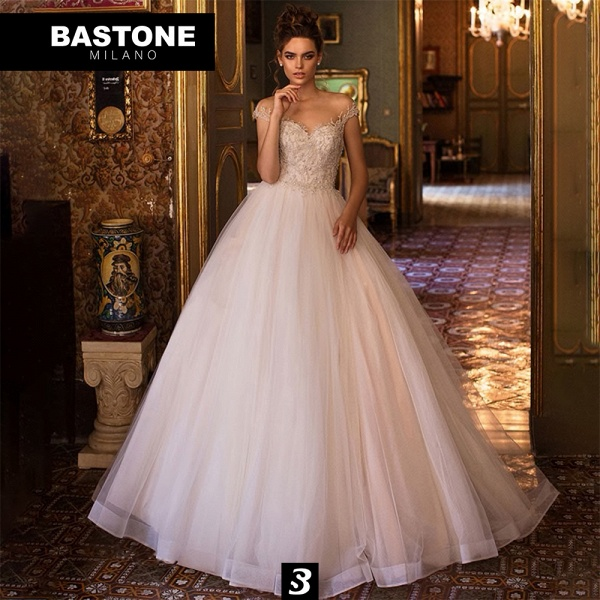 NC061L Wedding Dresses A Line Ball Gown NEW 2021 Collection_1
