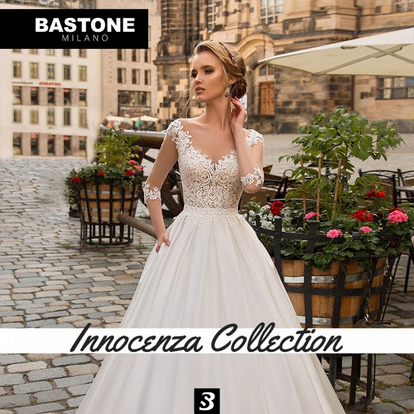 IC139L Wedding Dresses A Line Innocenza Collection_4