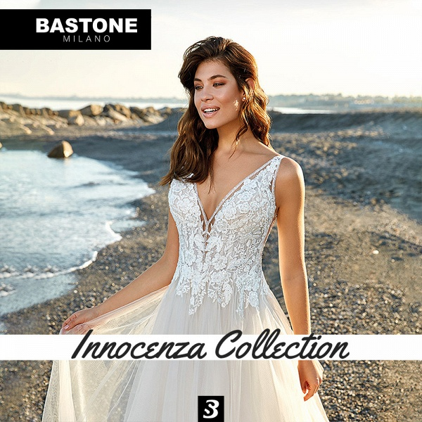 IC146L Wedding Dresses A Line Innocenza Collection_3