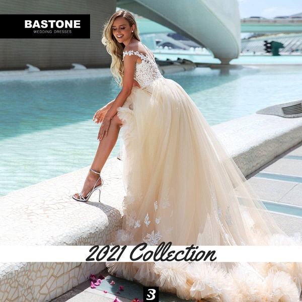 CN291L Wedding Dresses Ball Gown NEW 2021 Collection_5