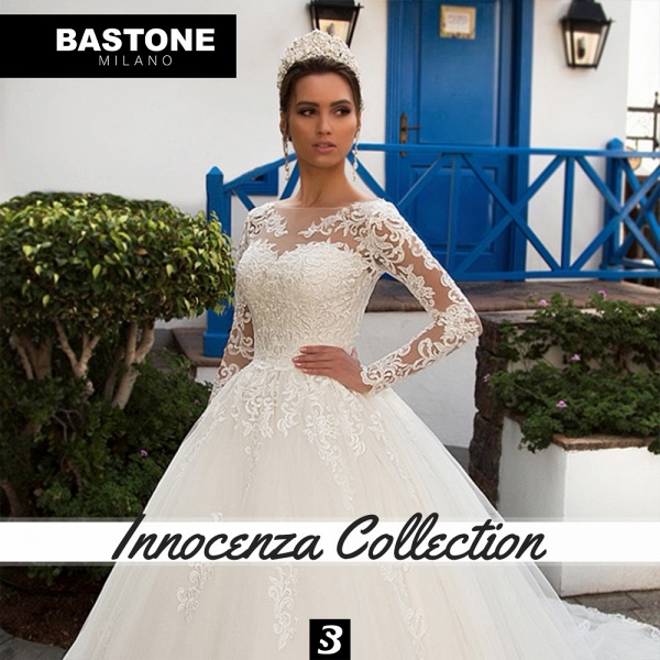 IC031L Wedding Dresses Ball Gown Innocenza Collection_3