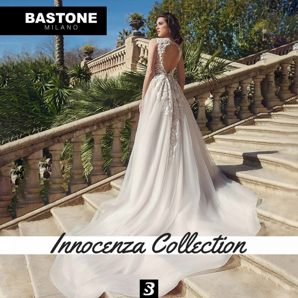 IC137L Wedding Dresses A Line Innocenza Collection_2