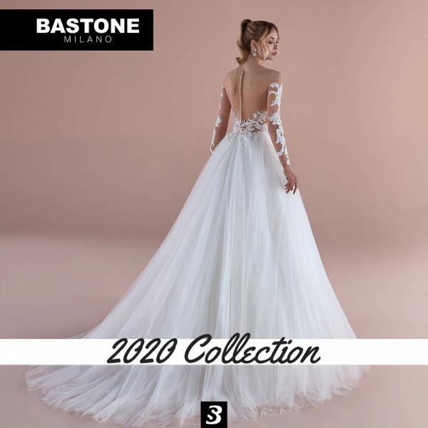 NC064L Wedding Dresses A Line NEW 2021 Collection_5