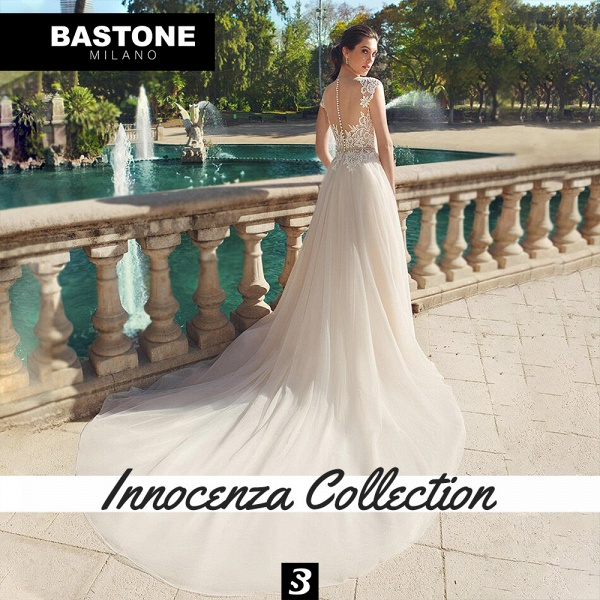 IC135L Wedding Dresses A Line Innocenza Collection_2