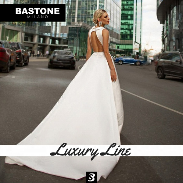LL049L Wedding Dresses A Line Luxury Line_5