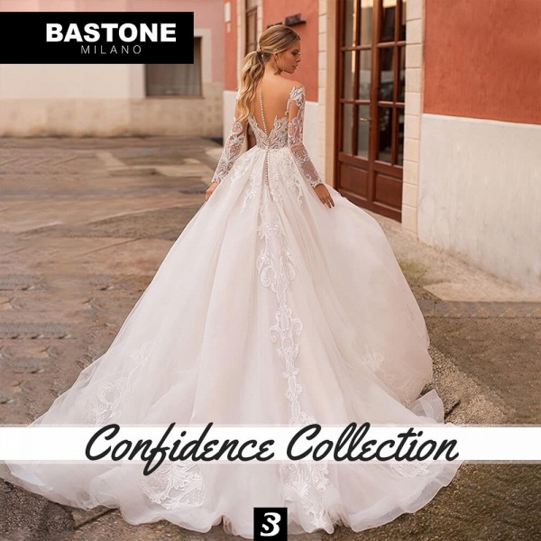 CN701L Wedding Dresses A Line Ball Gown Confidence Collection_2