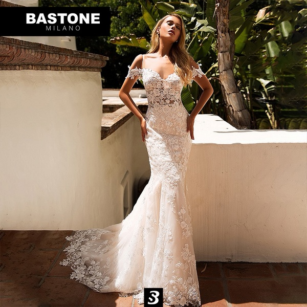 IC147L Wedding Dresses Innocenza Collection Mermaid_1