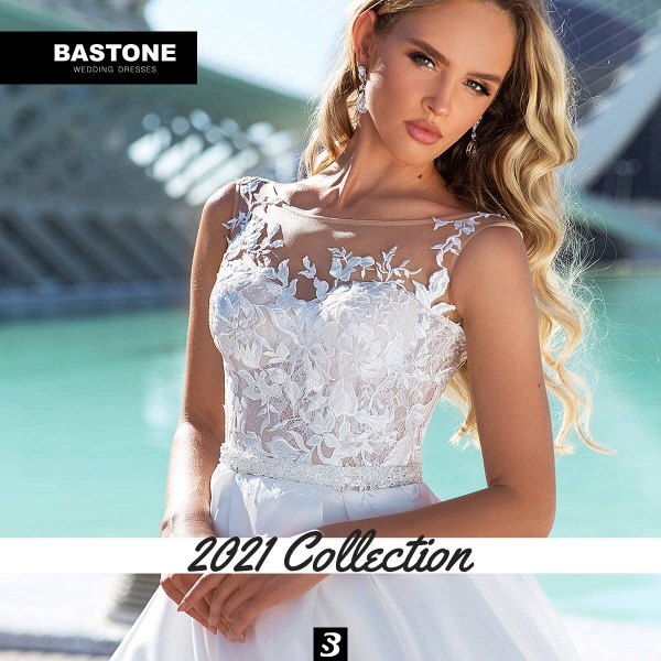 CN293L Wedding Dresses A Line Ball Gown NEW 2021 Collection_3