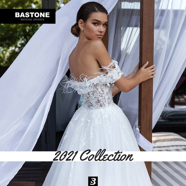 CN270L Wedding Dresses A Line NEW 2021 Collection_4