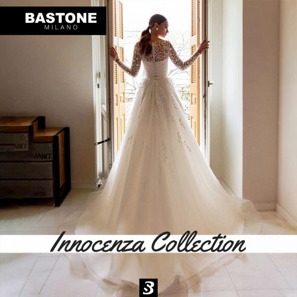 DRESS019L Wedding Dresses A Line Innocenza Collection_2