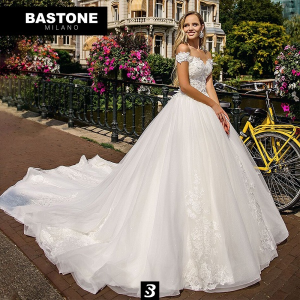 IC149L Wedding Dresses Ball Gown Innocenza Collection_1