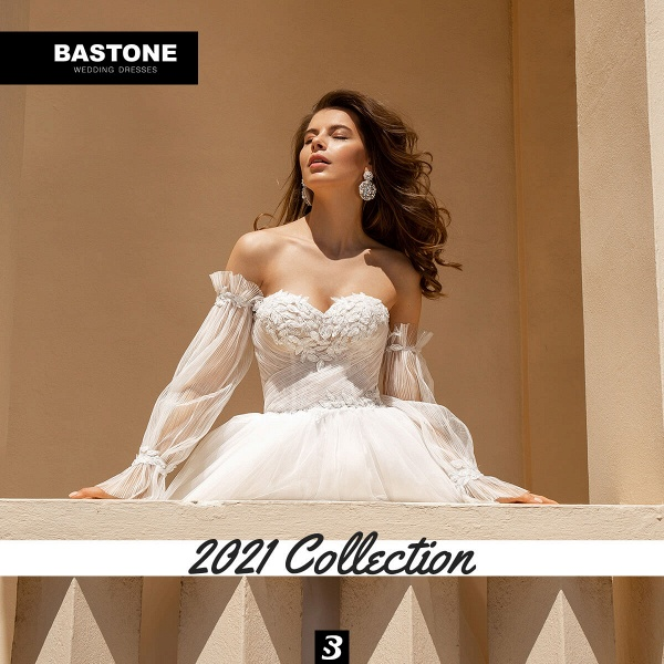 CN285L Wedding Dresses Ball Gown NEW 2021 Collection_3