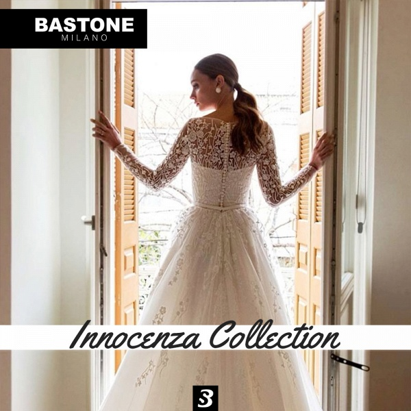 DRESS019L Wedding Dresses A Line Innocenza Collection_4