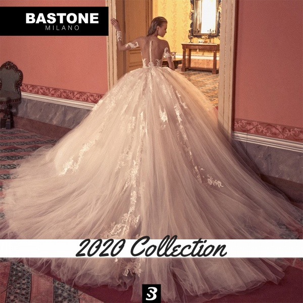 NC056L Wedding Dresses Ball Gown NEW 2021 Collection_2