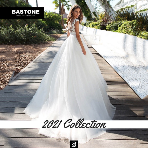 CN288L Wedding Dresses A Line NEW 2021 Collection_2