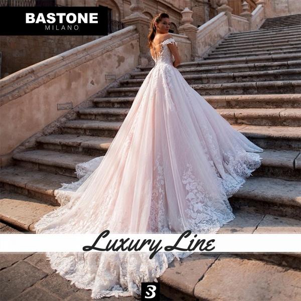 LL043L Wedding Dresses Ball Gown Luxury Line_4