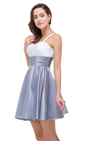 EVANGELINE   A-line Sleeveless Sweetheart Short Chiffon Prom Dresses_8