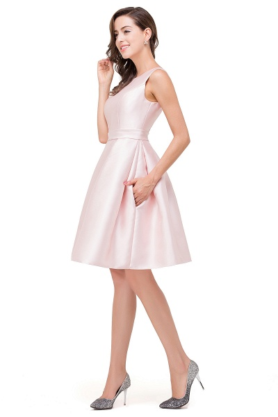 EMERSON | A-Line Sleeveless Knee Length Sleeveless Prom Dresses_6