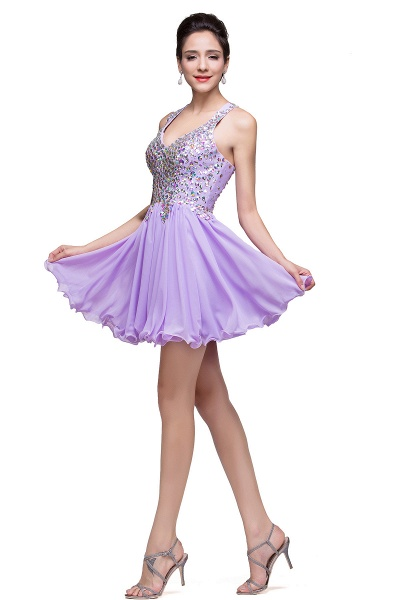 ELIANNA | A-line Sweetheart Short Sleeveless Chiffon Prom Dresses with Crystal Beads_12