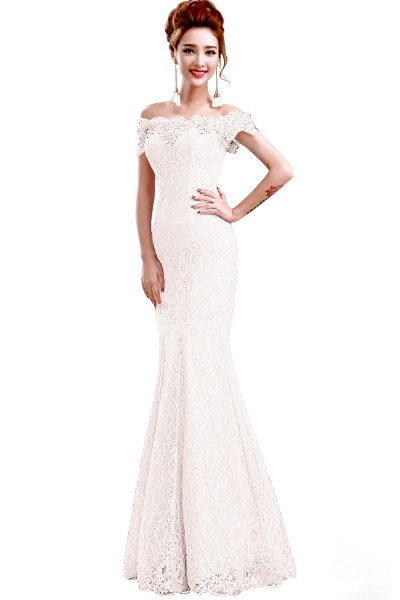 EMMALYNN | Mermaid Off Shoulder  Floor-Length Lace Bridesmaid Dresses_1