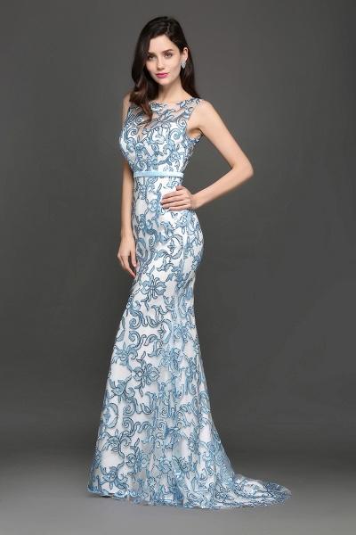 ARIADNE | Mermaid Sweep Train Lace Cheap Evening Dresses_6