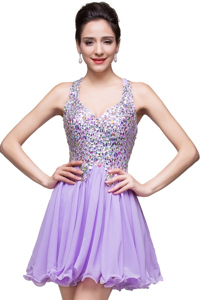 ELIANNA | A-line Sweetheart Short Sleeveless Chiffon Prom Dresses with Crystal Beads_8