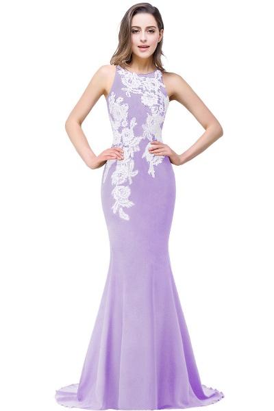 ERIN   Mermaid Crew Sleeveless Floor-Length Prom Dresses With Appliques_2