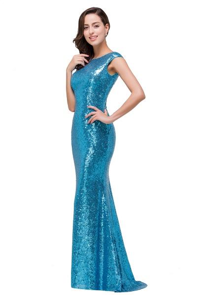 EVELYNN | Mermaid Floor-Length Sleeveless Scoop Sequins Prom Dresses_6