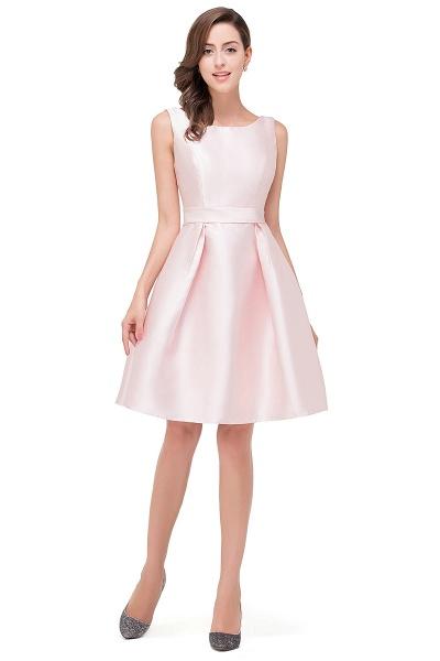 EMERSON | A-Line Sleeveless Knee Length Sleeveless Prom Dresses_1