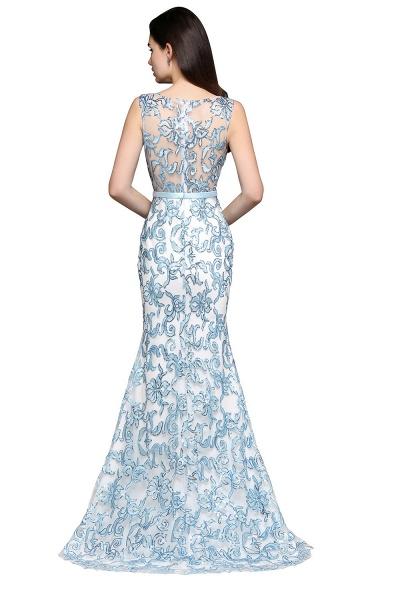 ARIADNE | Mermaid Sweep Train Lace Cheap Evening Dresses_4