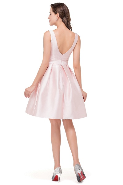 EMERSON | A-Line Sleeveless Knee Length Sleeveless Prom Dresses_3
