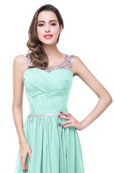 Precious Jewel Chiffon A-line Evening Dress_12