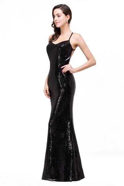 EMILY | Mermaid Sleeveless Sweetheart Floor-length Prom Dress with Sequins_8
