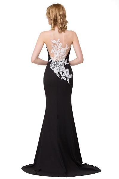 ERIN   Mermaid Crew Sleeveless Floor-Length Prom Dresses With Appliques_5