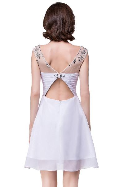 Precious Strapless Chiffon A-line Evening Dress_7