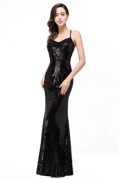 EMILY | Mermaid Sleeveless Sweetheart Floor-length Prom Dress with Sequins_7