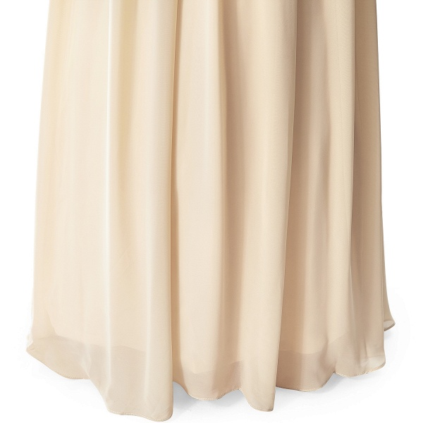 Fascinating V-neck Chiffon A-line Evening Dress_10