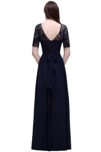 Fascinating Jewel Chiffon A-line Evening Dress_10