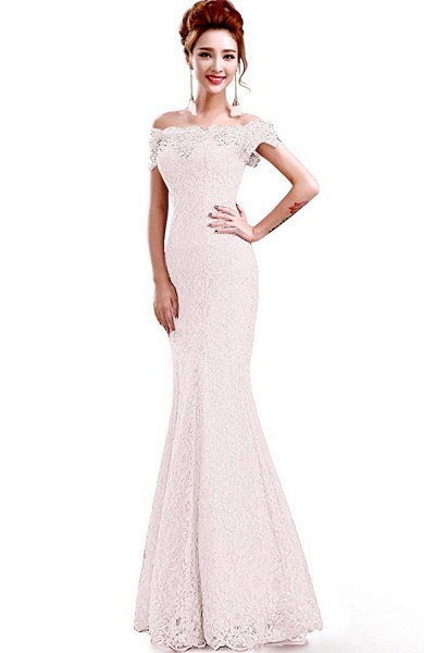 EMMALYNN | Mermaid Off Shoulder  Floor-Length Lace Bridesmaid Dresses_2