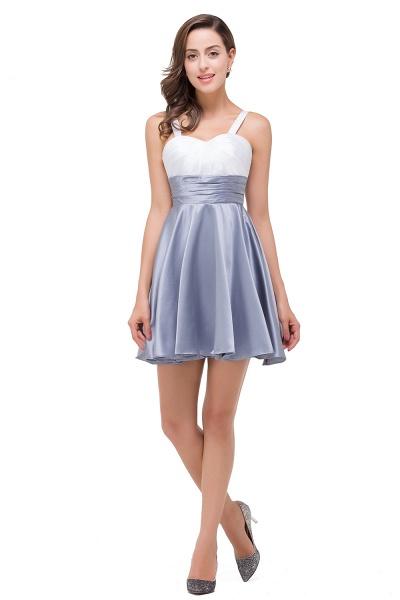 EVANGELINE   A-line Sleeveless Sweetheart Short Chiffon Prom Dresses_6