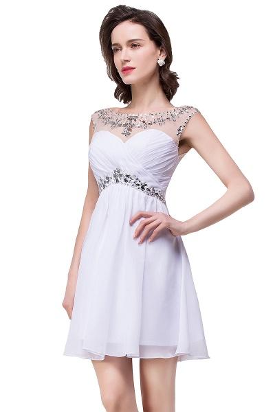Precious Strapless Chiffon A-line Evening Dress_11